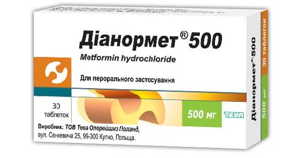 ДИАНОРМЕТ® 500 (DIANORMET® 500)