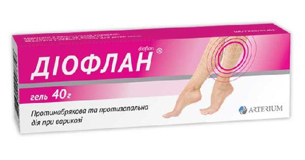 ДИОФЛАН гель (DIOFLAN gel)