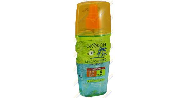 Масло для загара (Oil for tan)