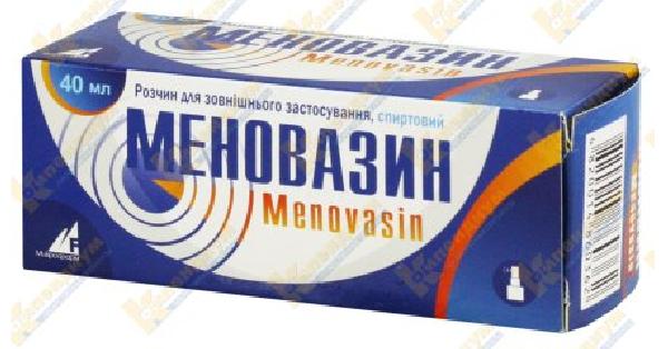 МЕНОВАЗИН (MENOVASINUM)