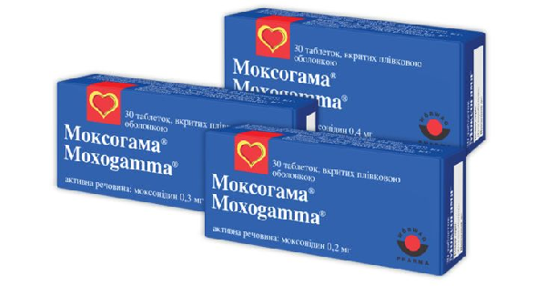 МОКСОГАММА® (MOXOGAMMA)