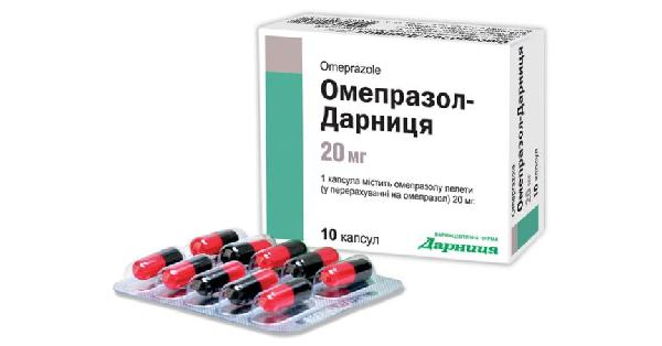 ОМЕПРАЗОЛ-ДАРНИЦА (OMEPRAZOLUM-DARNITSA)