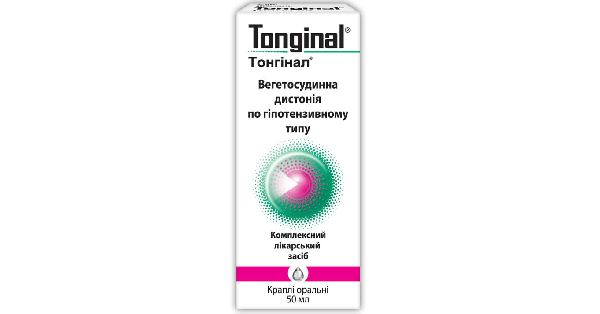 ТОНГИНАЛ® (TONGINAL®)