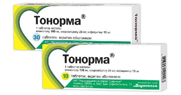 ТОНОРМА® (TONORMA)