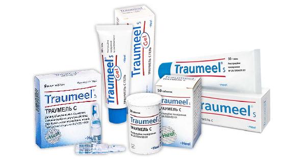 ТРАУМЕЛЬ С (TRAUMEEL® S)