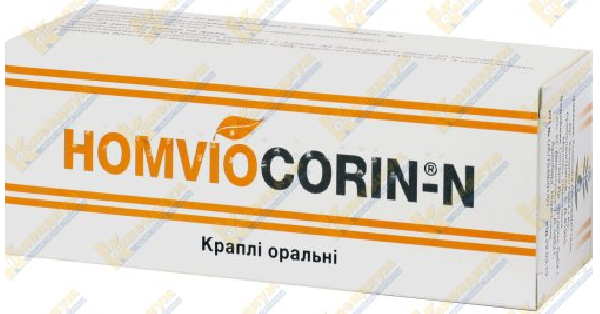 ХОМВИОКОРИН®-N (HOMVIOCORIN®-N)