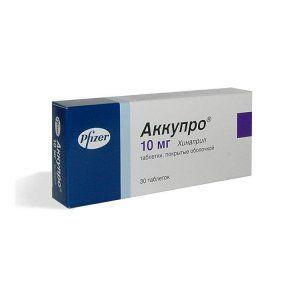 Аккупро 10 мг №30 таблетки_60060c6374c8c.jpeg
