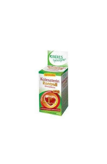 Береш Холестерин Контроль N60 таблетки_6006a19925253.jpeg