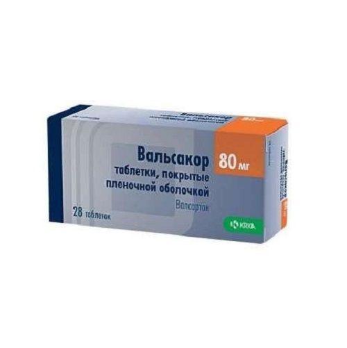 Вальсакор 80 мг №28 таблетки_6006170d5e32f.jpeg