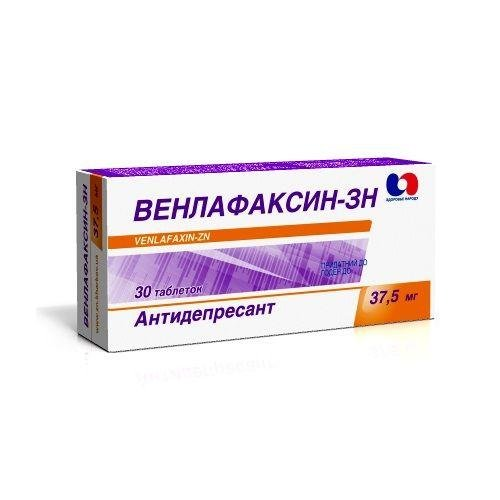 Венлафаксин-ЗН 37.5 мг №30 таблетки_6005d5da9f0d6.jpeg