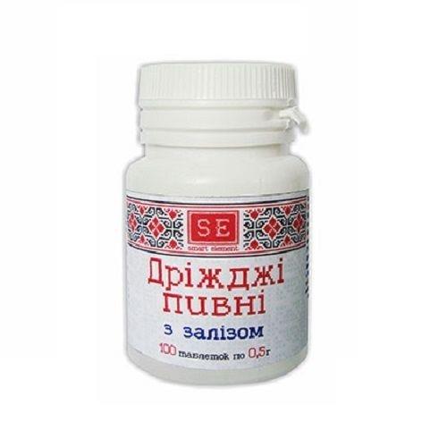 Дрожжи пивные с железом таблетки N100_6008172fa7472.jpeg