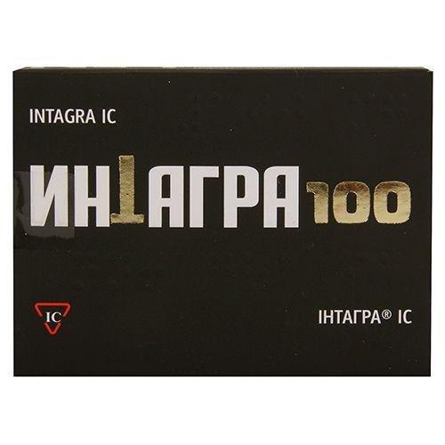 Интагра ІС 100 мг N4 таблетки_600fd2d7b841b.jpeg