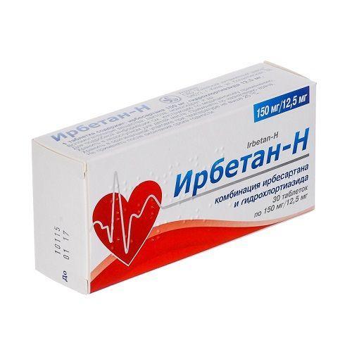 Ирбетан-Н 150 мг/12.5 мг №30 таблетки_600618c63c3b8.jpeg