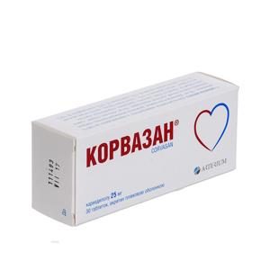 Корвазан 0.025 г №30 таблетки_60060c27c76bb.png