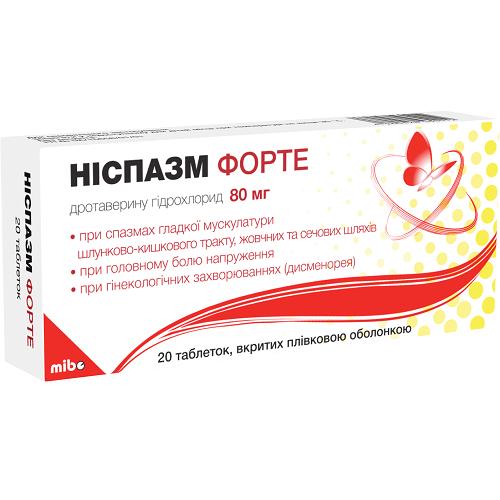 Ниспазм форте 80 мг №20 таблетки_6005c912c05eb.png