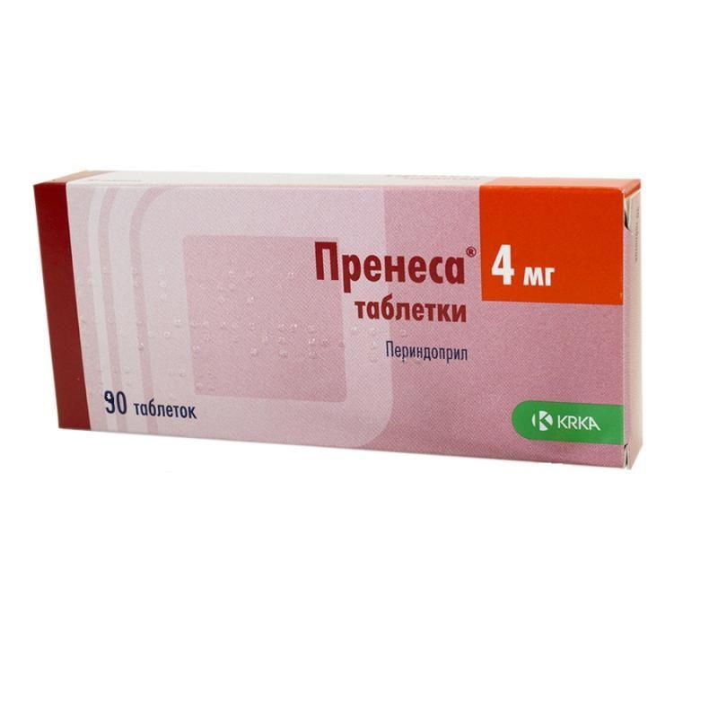 Пренеса 4 мг N90 таблетки_6006a05f2b238.jpeg
