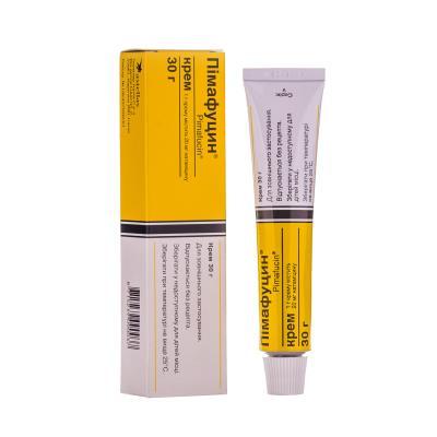 Пімафуцин 2% 30 г крем туба